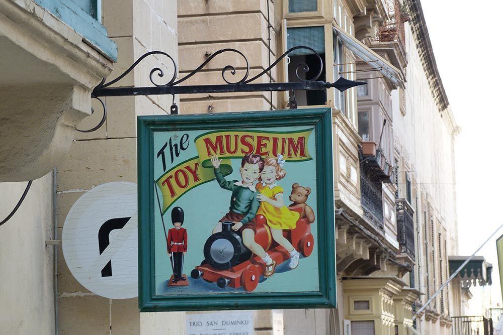 musée du jouet, la valette, malte