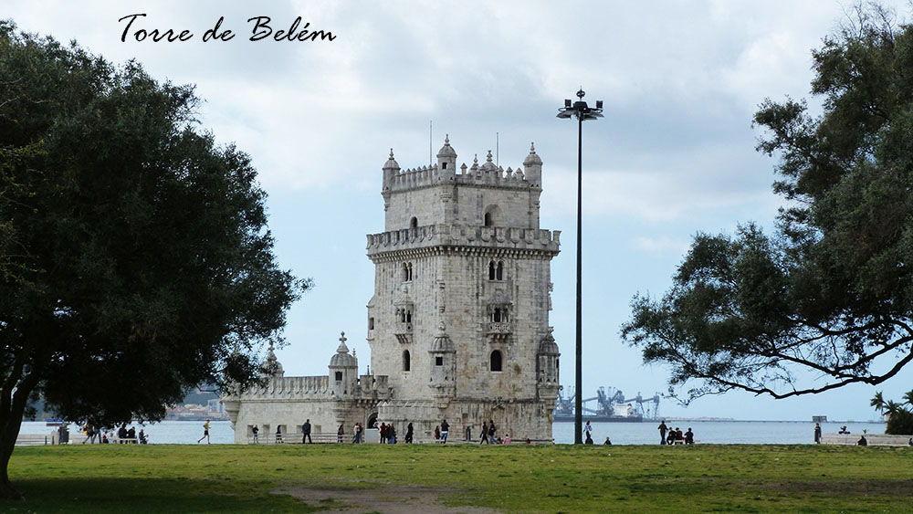 Torre de Belém, Lisbonne
