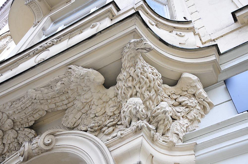 façades prague