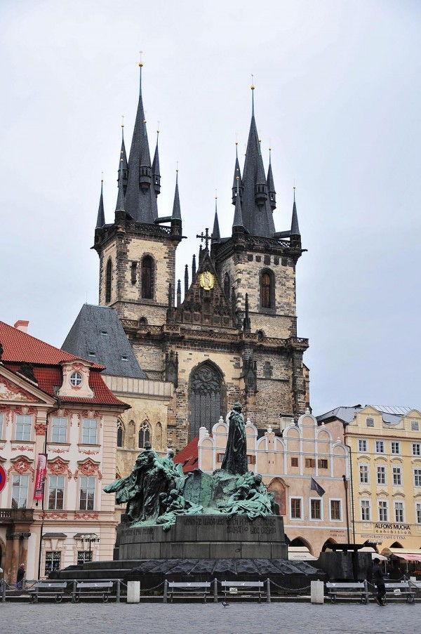 église notre dame de Týn