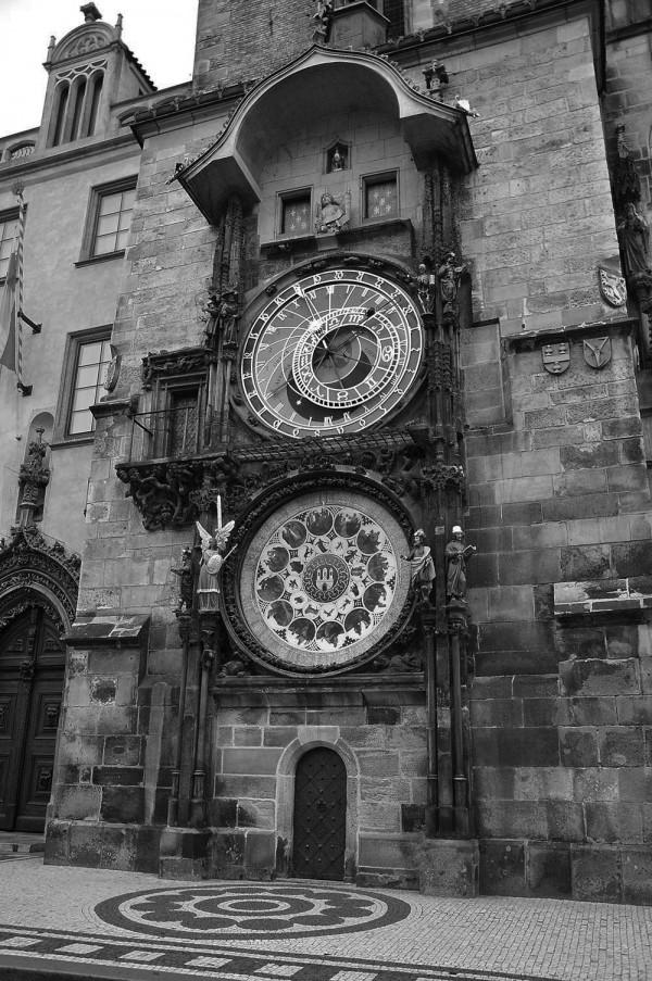 horloge astronomique prague