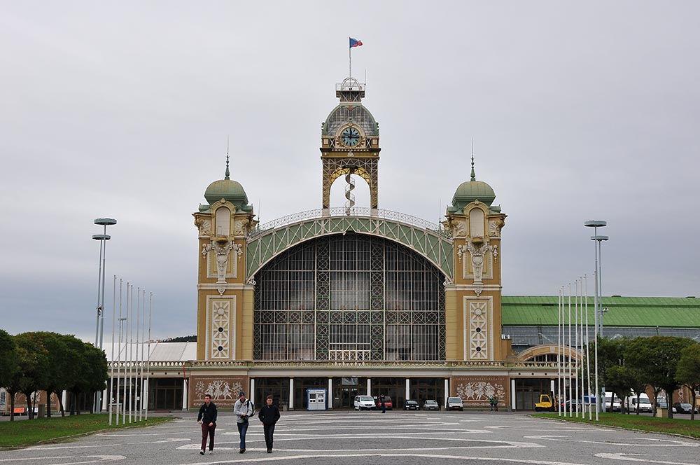 palais des expositions prague