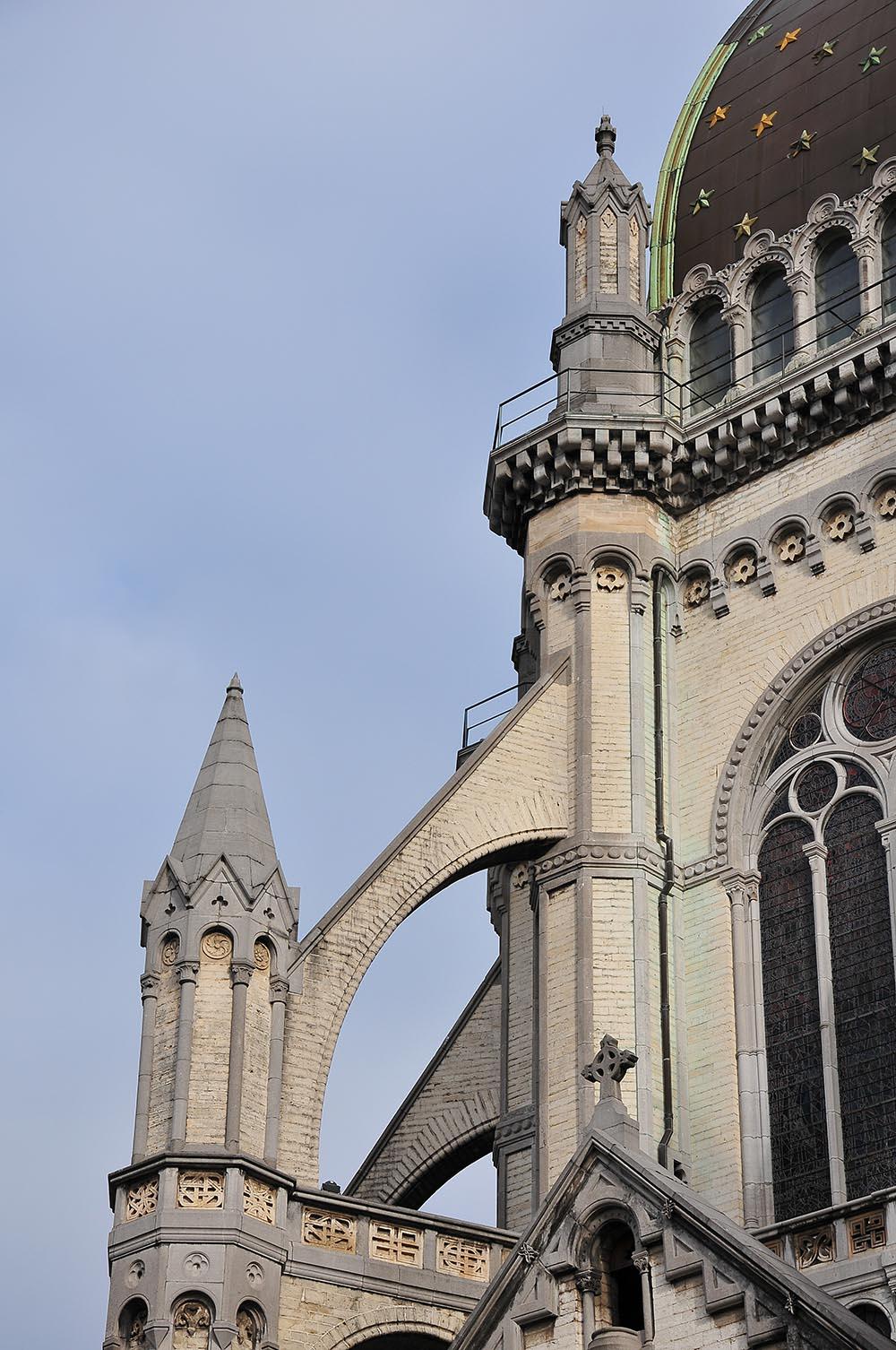 église royale Sainte-Marie Bruxelles