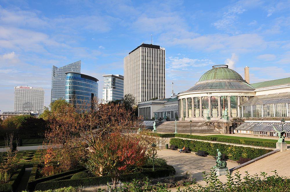 jardin botanique bruxelles