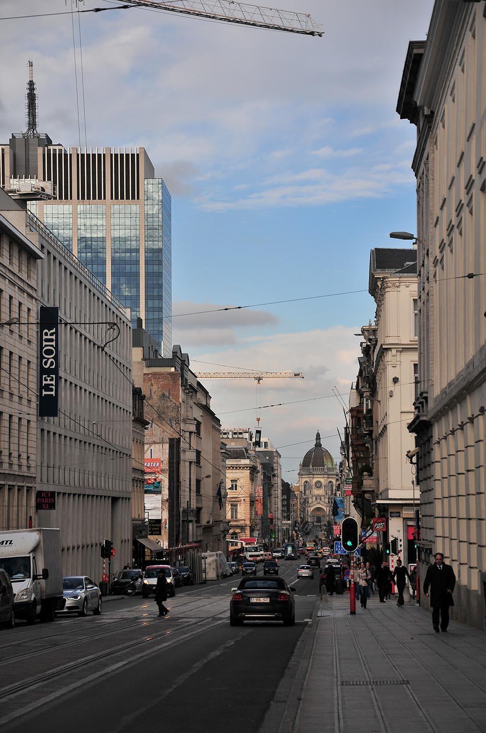 rue royale bruxelles
