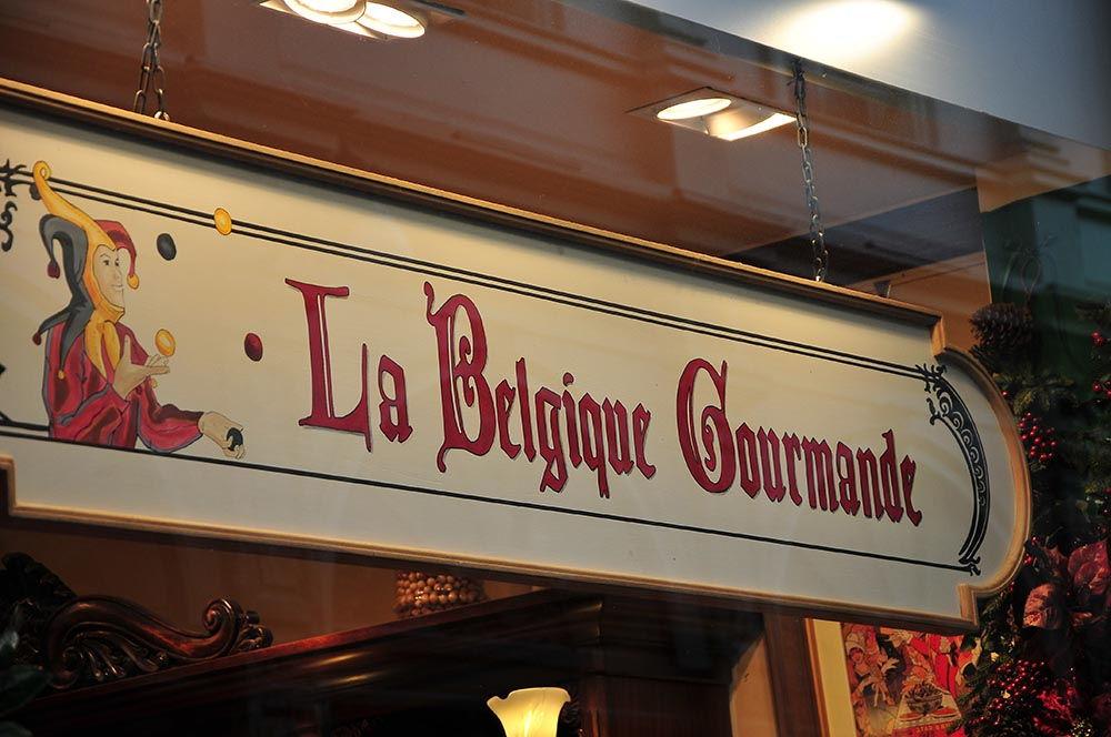 spécialités belgique