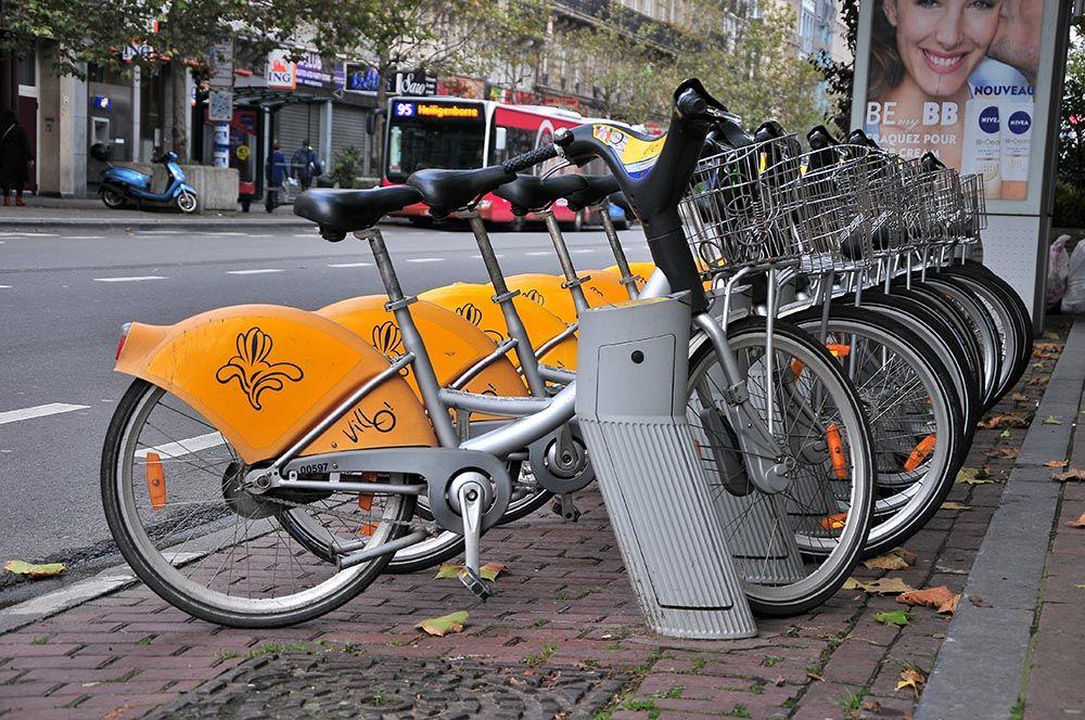 bruxelles vélos