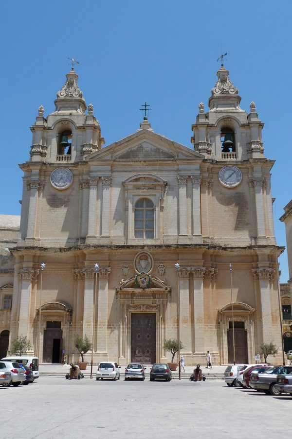 Cathédrale St Paul Mdina