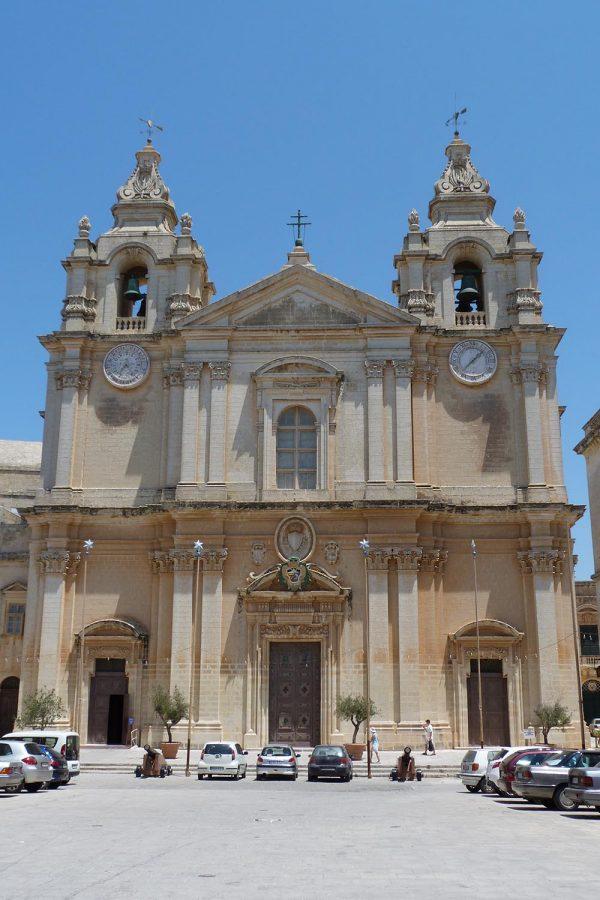 Cathédrale St Paul Mdina