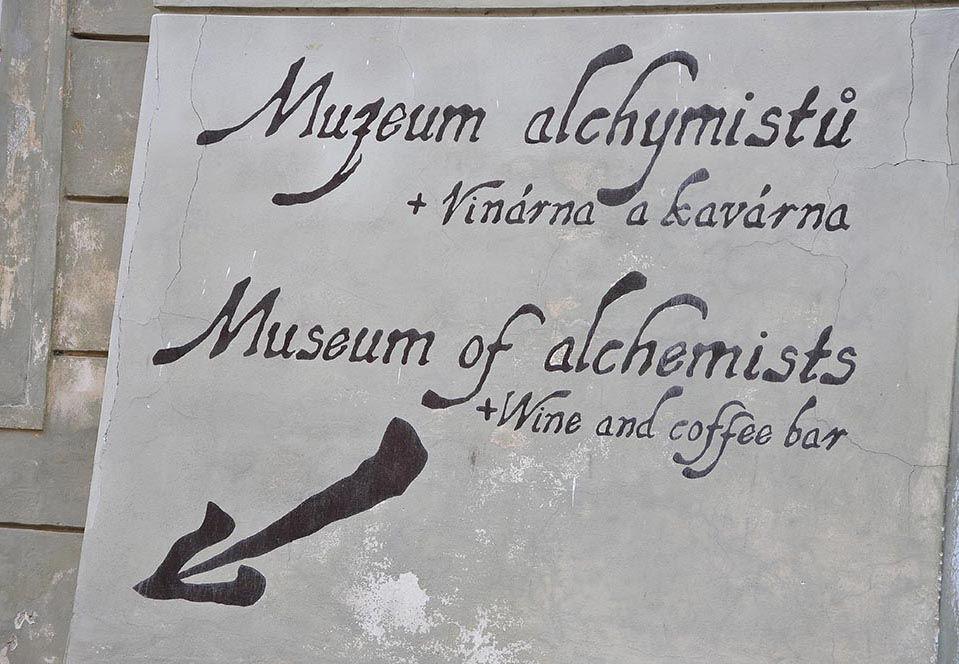 mala strana musée alchimie
