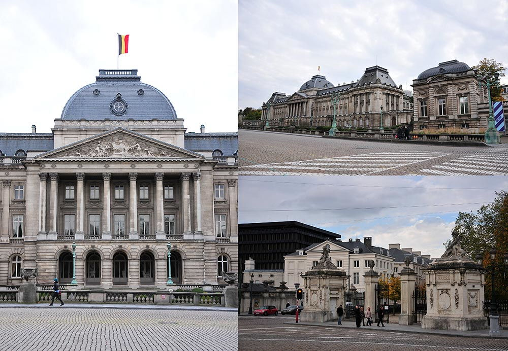palais royal, Bruxelles