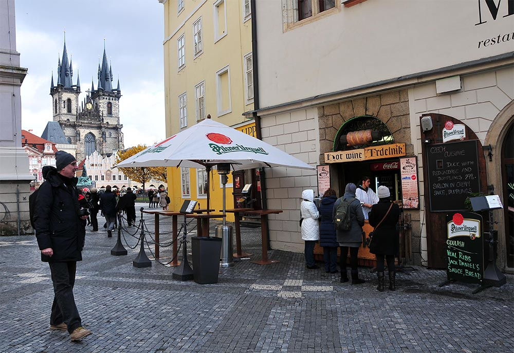 vieille ville prague