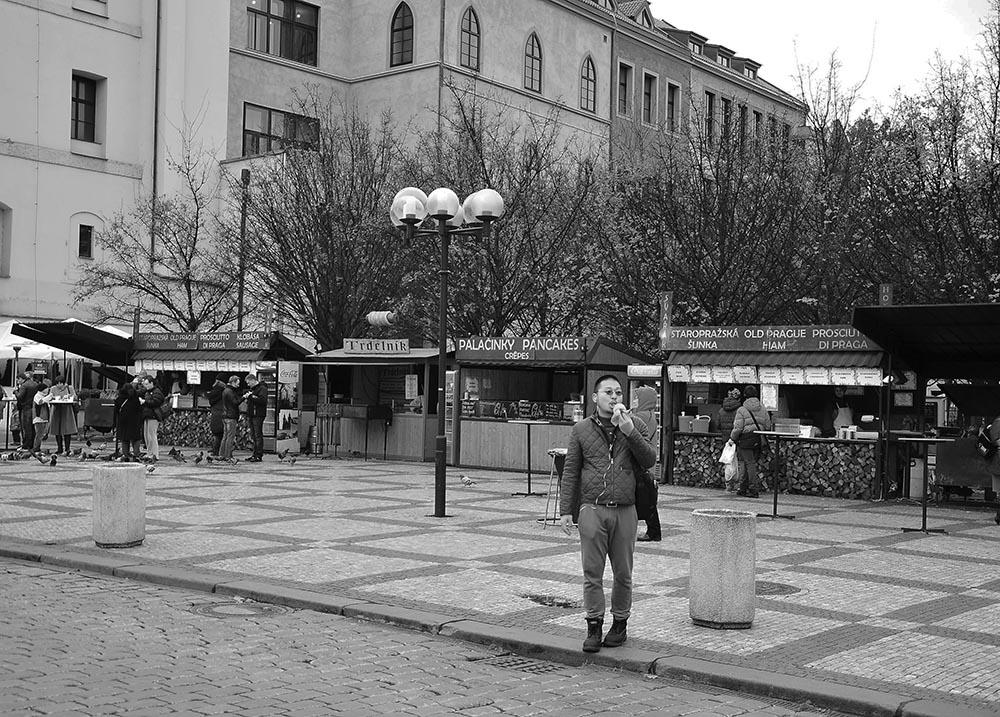 vieille ville prague