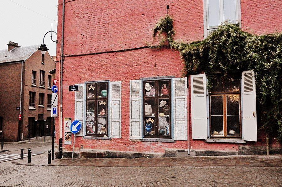 ruelles des Marolles, Bruxelles