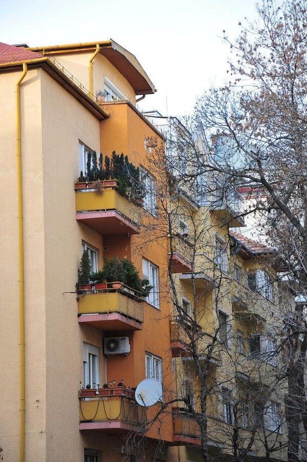façade Budapest