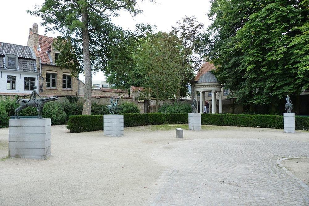 jardins de la maison arents