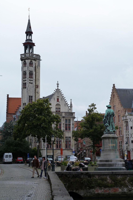 quartier hanséatique Bruges