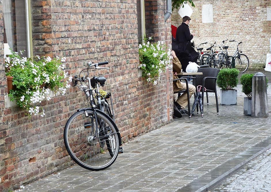 bruges vélos