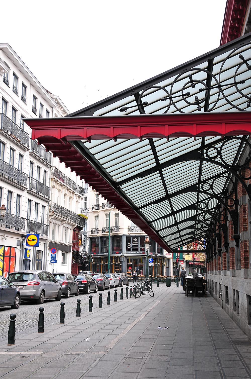 Halles St-Géry Bruxelles