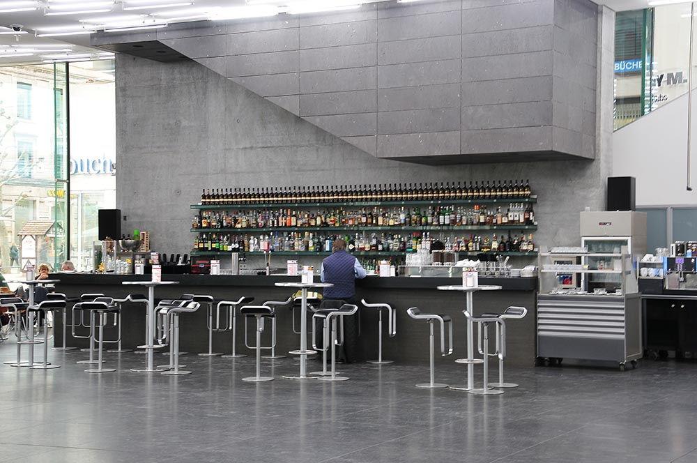 musée moderne Cube