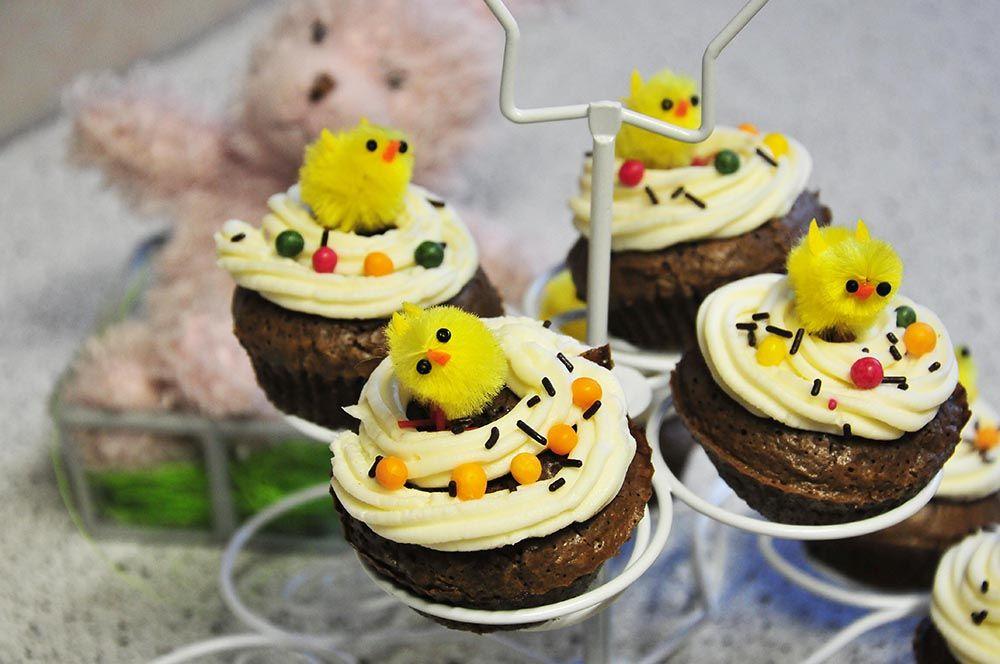 cupcakes pâques