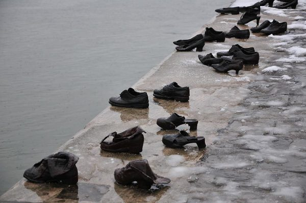 hommage victimes communisme Budapest