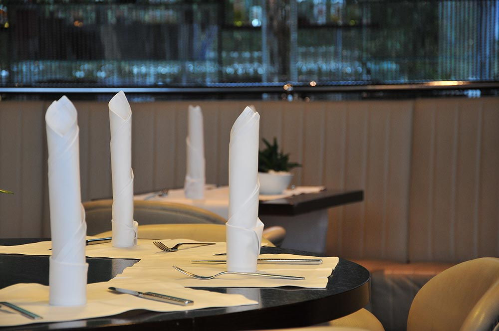restaurant musée Mercedes à Stuttgart