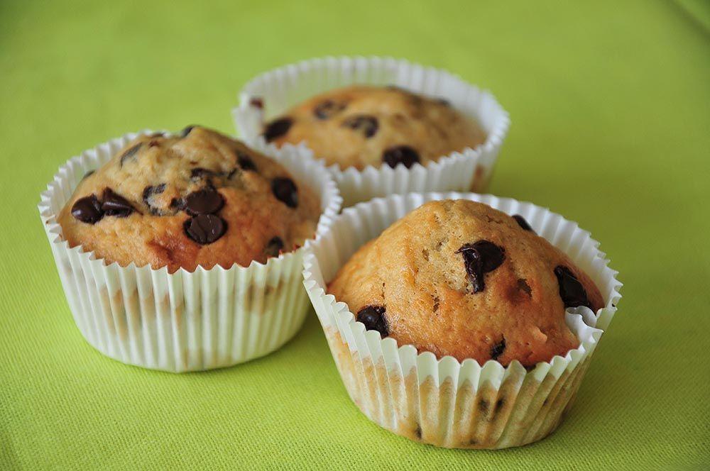 muffins banane chocolat (2)