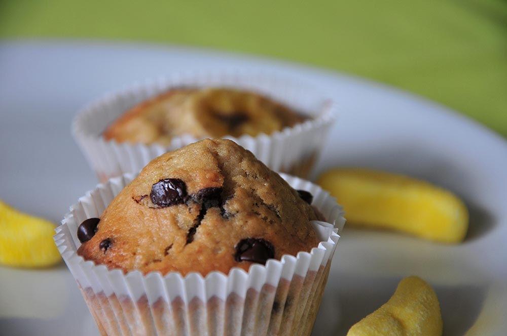 muffins banane et pépites de chocolat (2)