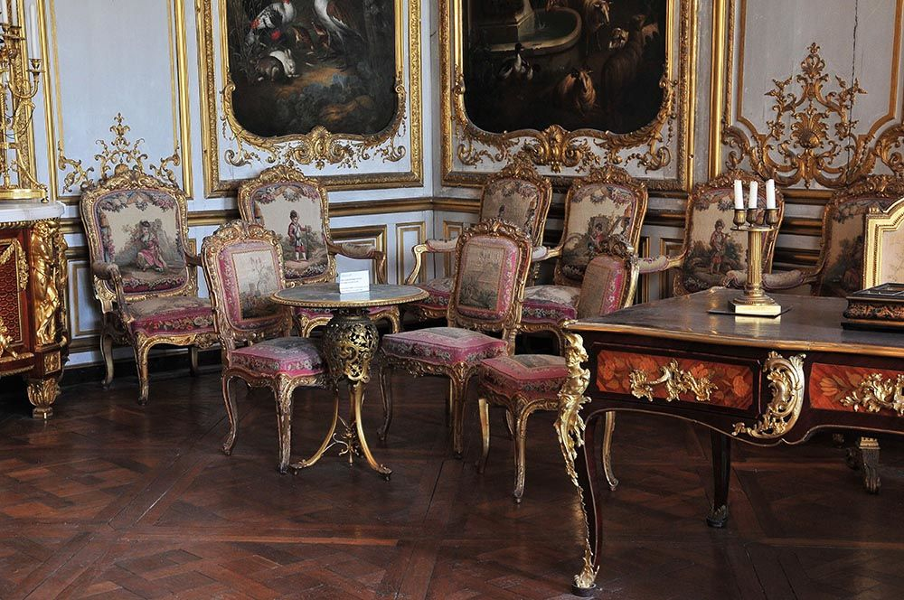 appartements château chantilly
