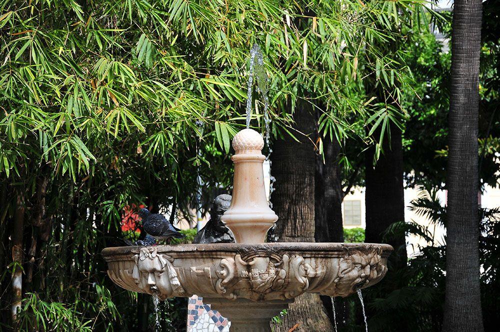 Paseo del Parque , Malaga