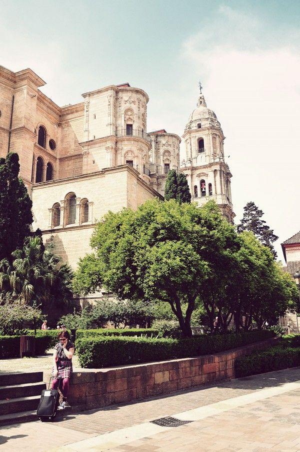 Cathédrale Malaga