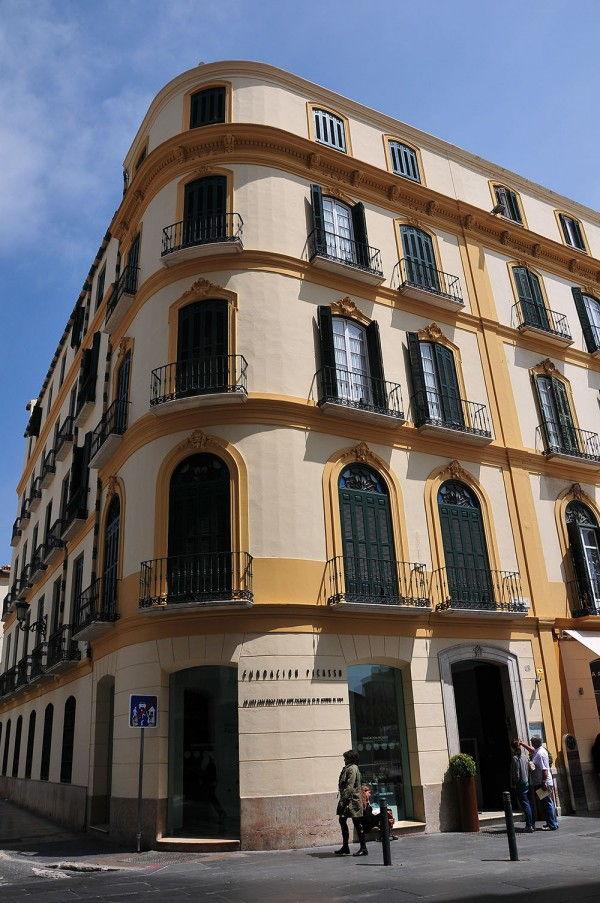 maison natale de Picasso Malaga