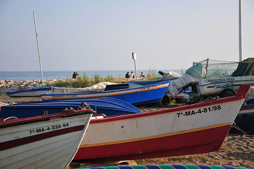 bord de mer malaga