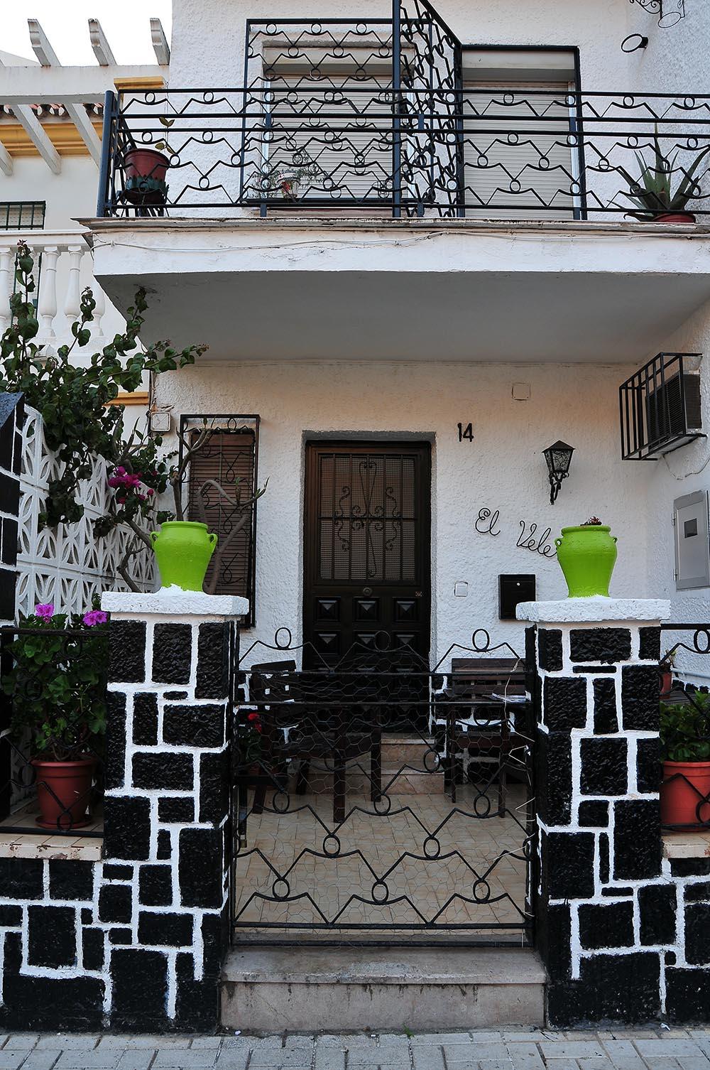 jolie petite maison malaga