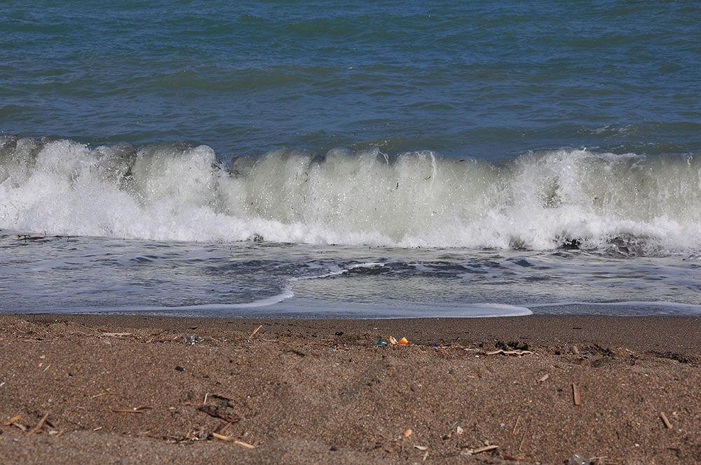 Oui, les plages malagaises ne sont pas toutes très propres...