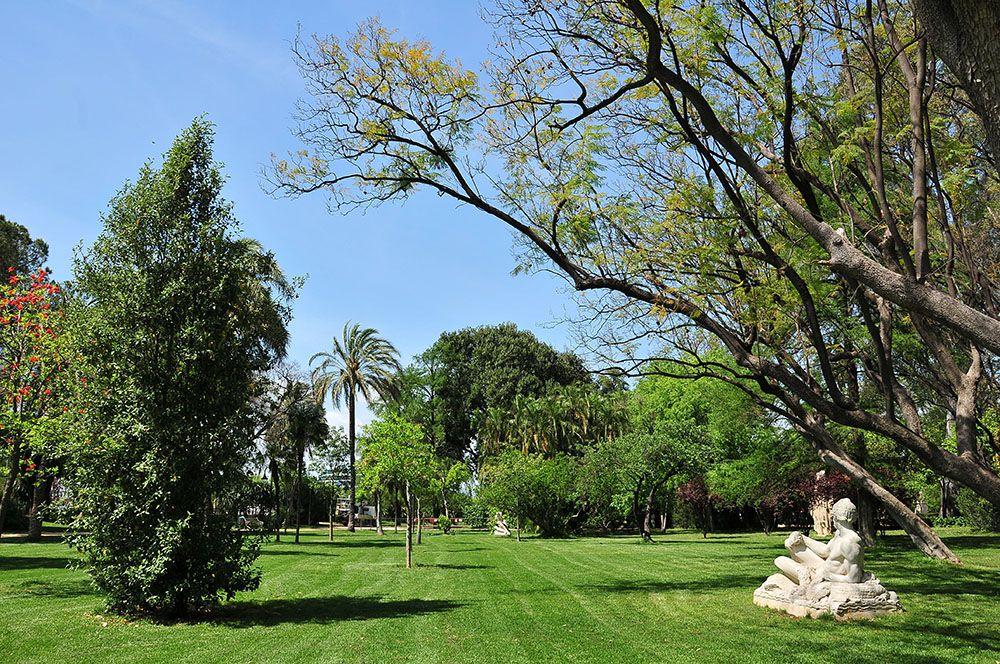 jardines de las Delicias Séville