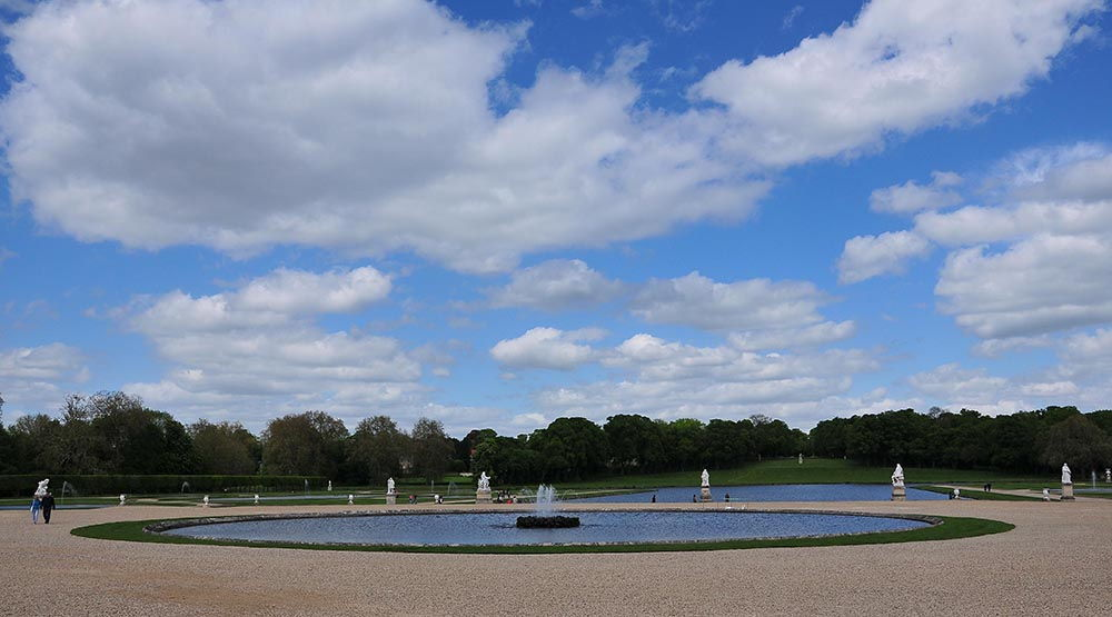 jardins chantilly