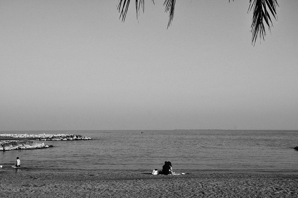 plage malaga bord de mer
