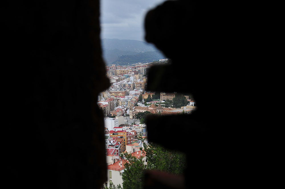 Málaga, vue d'ensemble