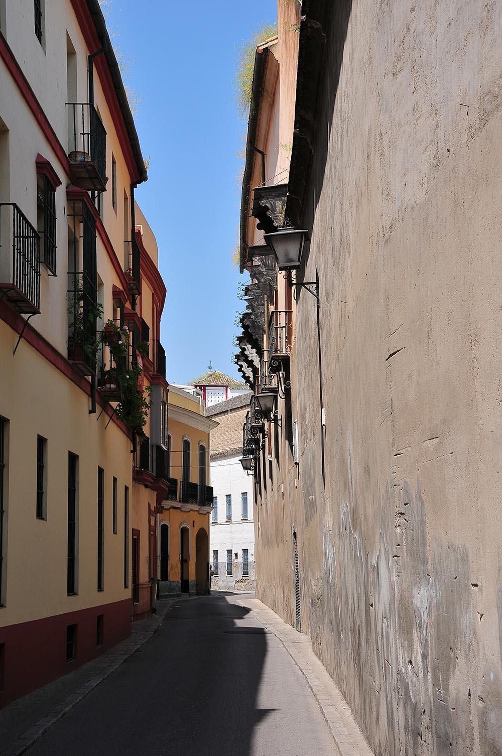 rues sévillanes