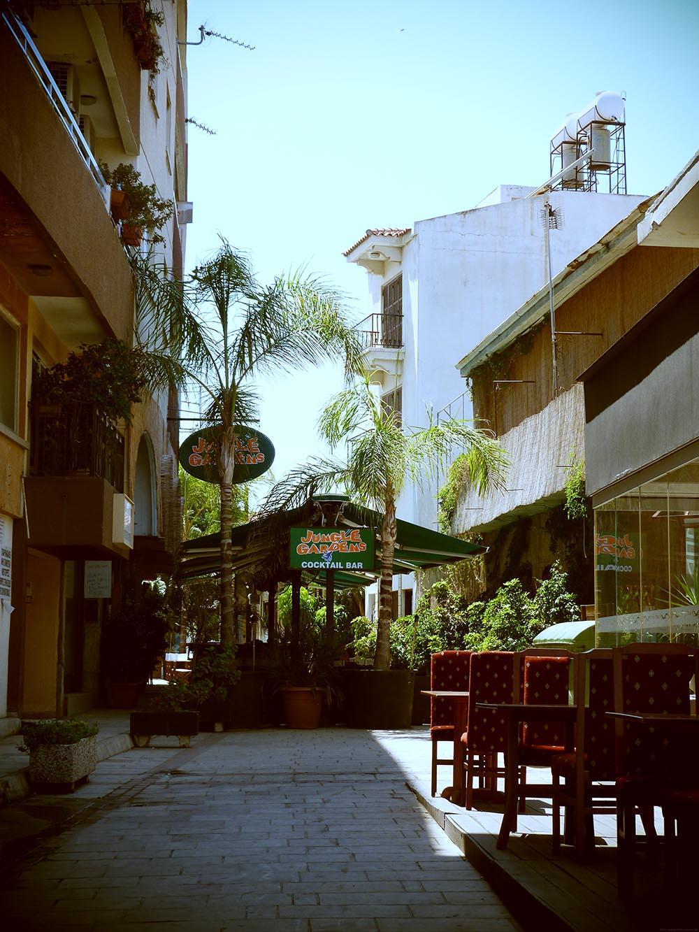 rues de Larnaca