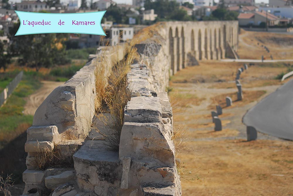 aqueduc de kamares Larnaca