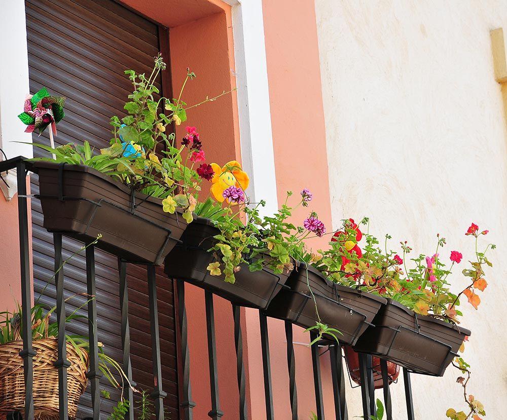 balcons séville