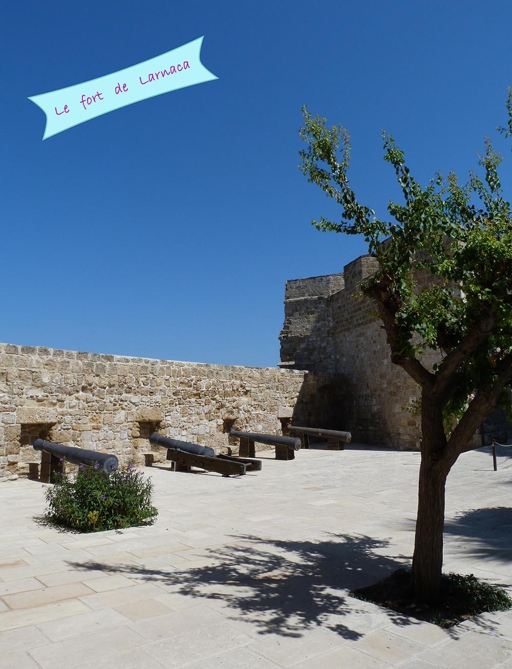 fort de Larnaca