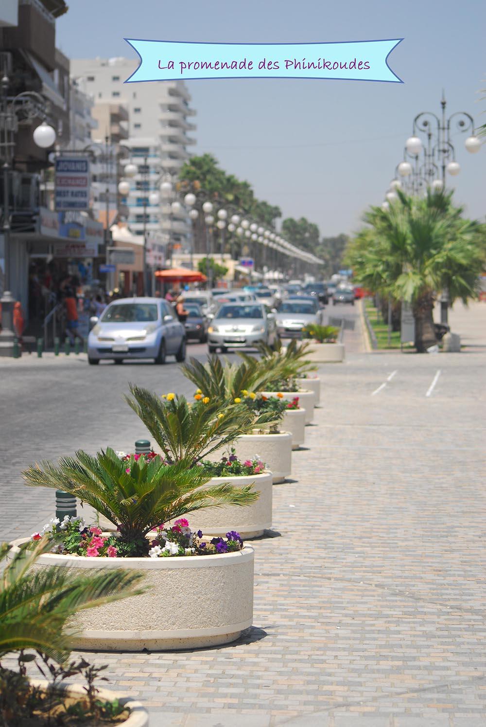 promenade des Phinikoudes