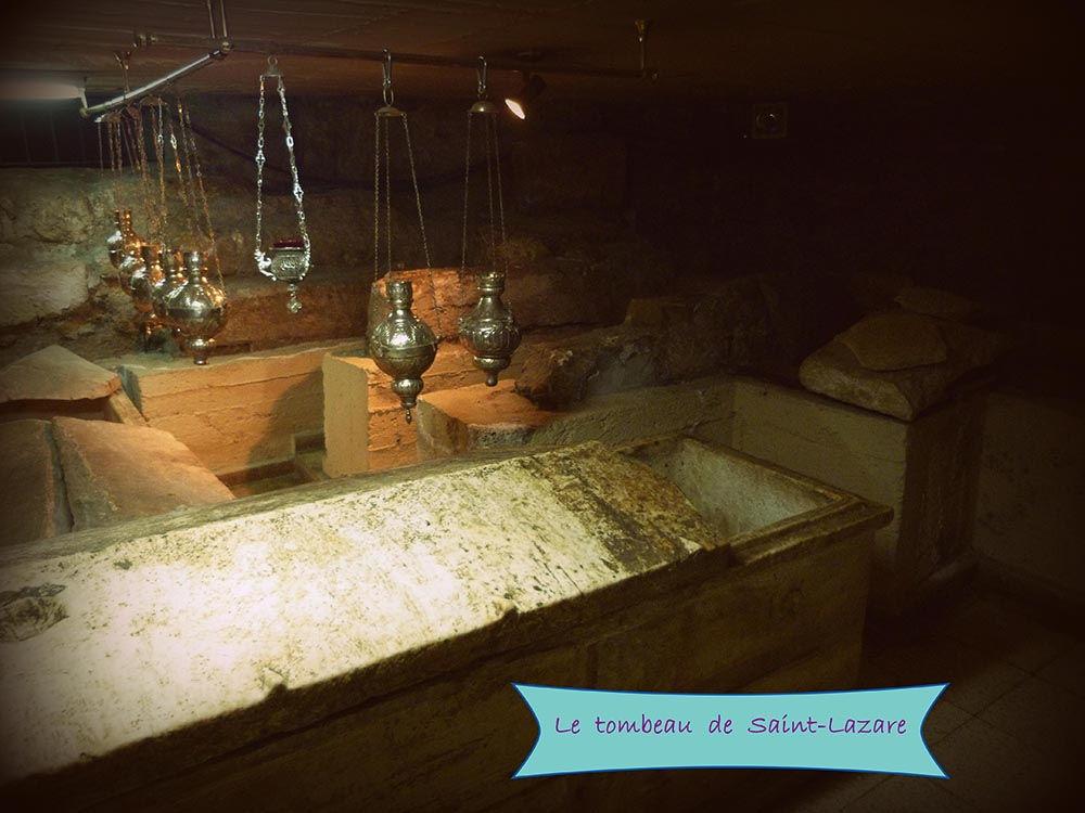 tombeau de saint-lazare larnaca
