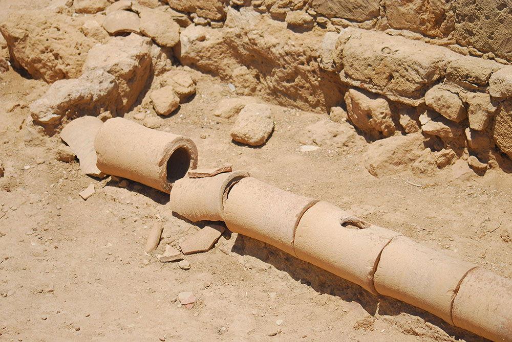 site archéologique paphos