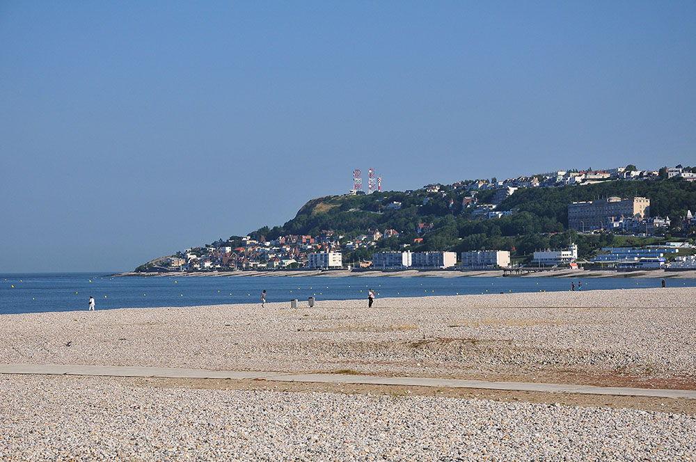 le havre plage