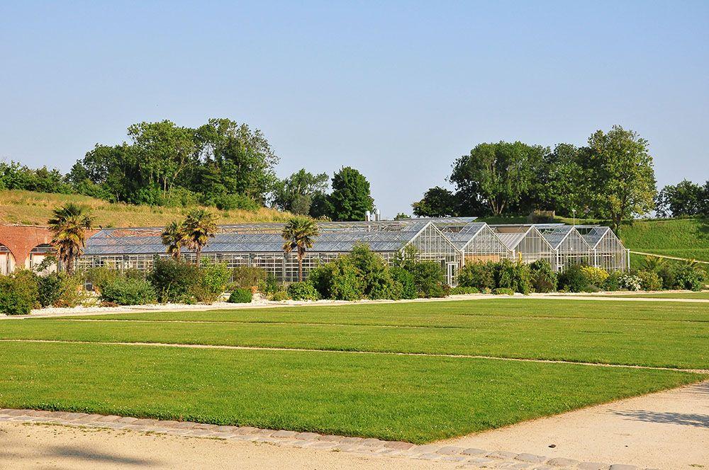 jardins suspendus Le Havre